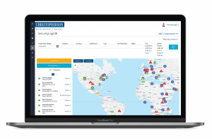 SecurityLogic Corporate Travel Management Company Example