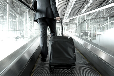 keep employees safe while traveling