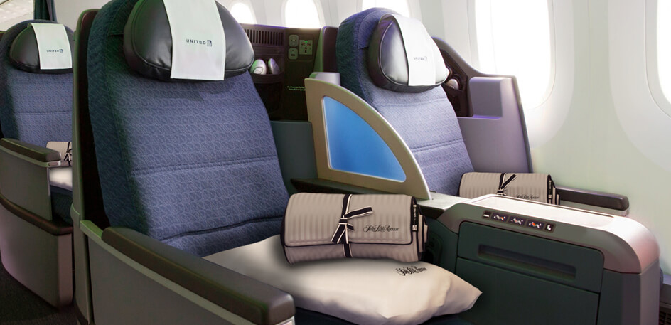 United's New Business Class Polaris Solves Business Traveler Discomforts