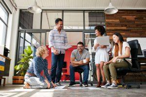 Millennial business travelers