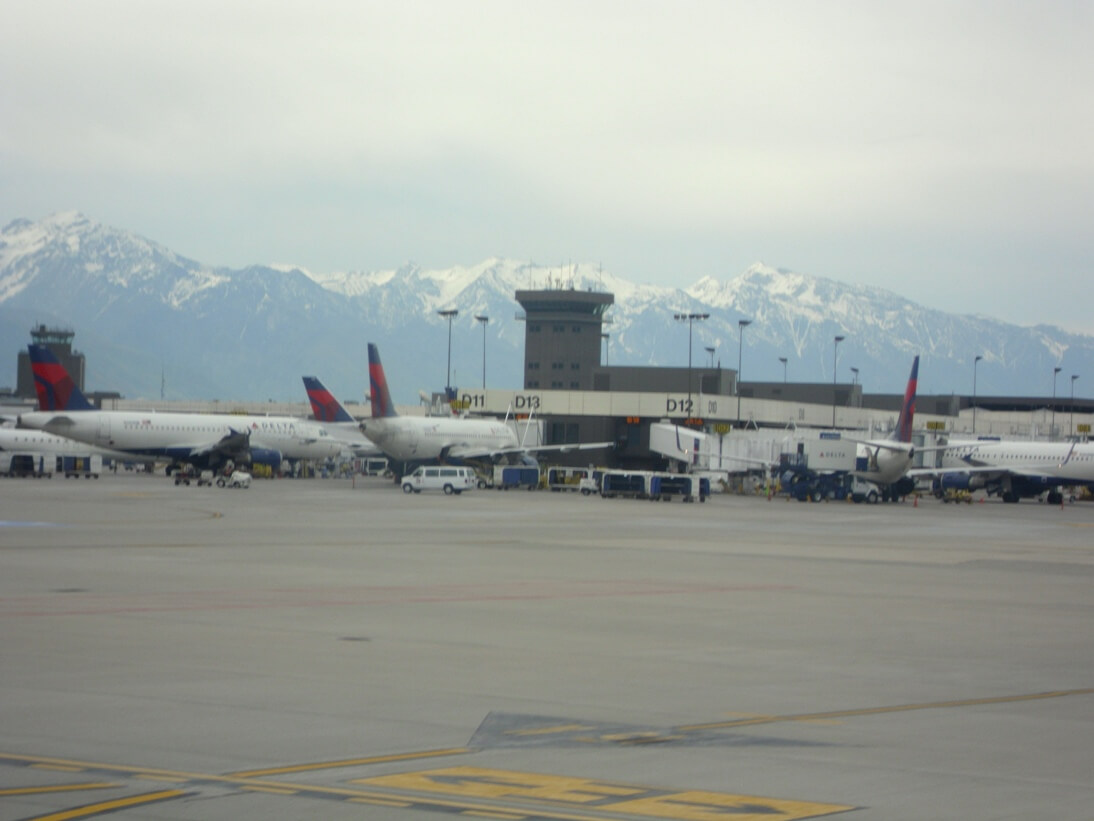 Update on the New Salt Lake City International Airport Terminal