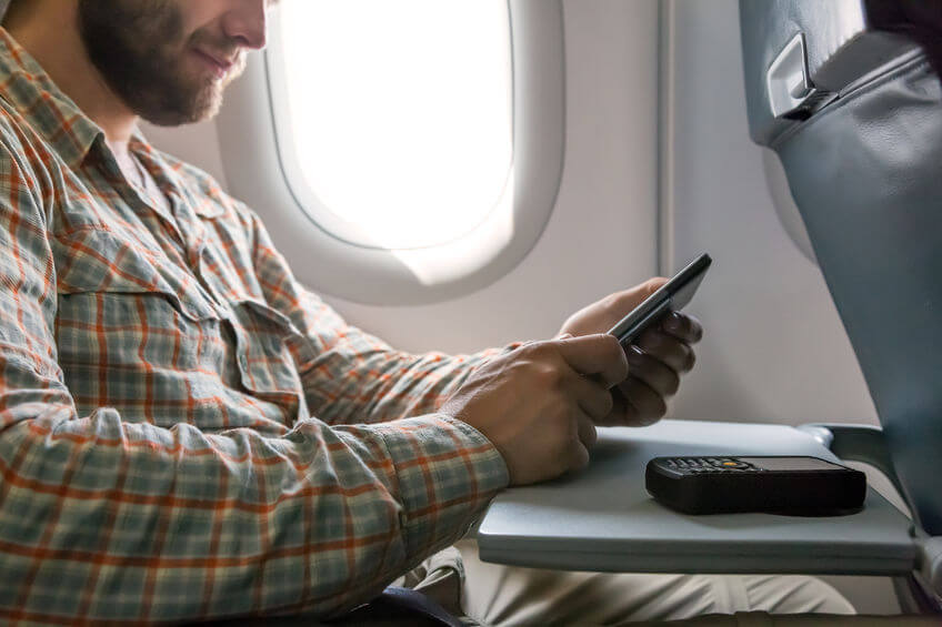How To Help Ban Phone Calls On Planes