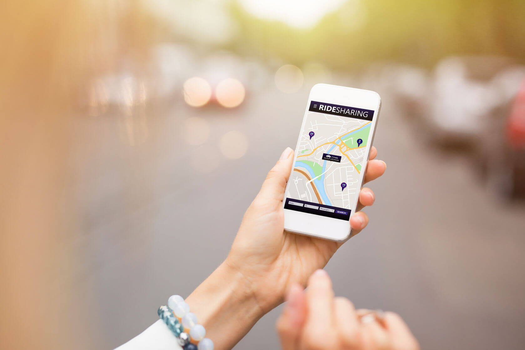 Business Travelers Increasingly Moving To Sharing Economy
