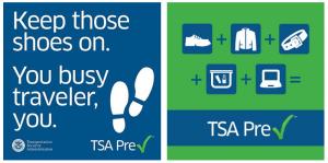 free TSA Pre-Check