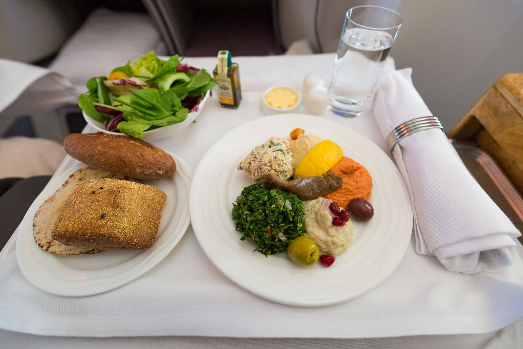 Delta Partially Returning Complimentary Meals