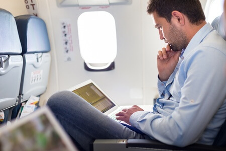 Laptop Ban Affects Business Travels
