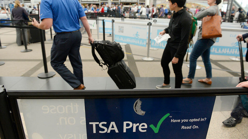 New Identification Technology Being Tested At TSA Pre-Check Lines