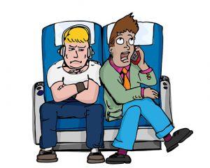 unruly passengers air rage