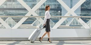 women business traveler safety