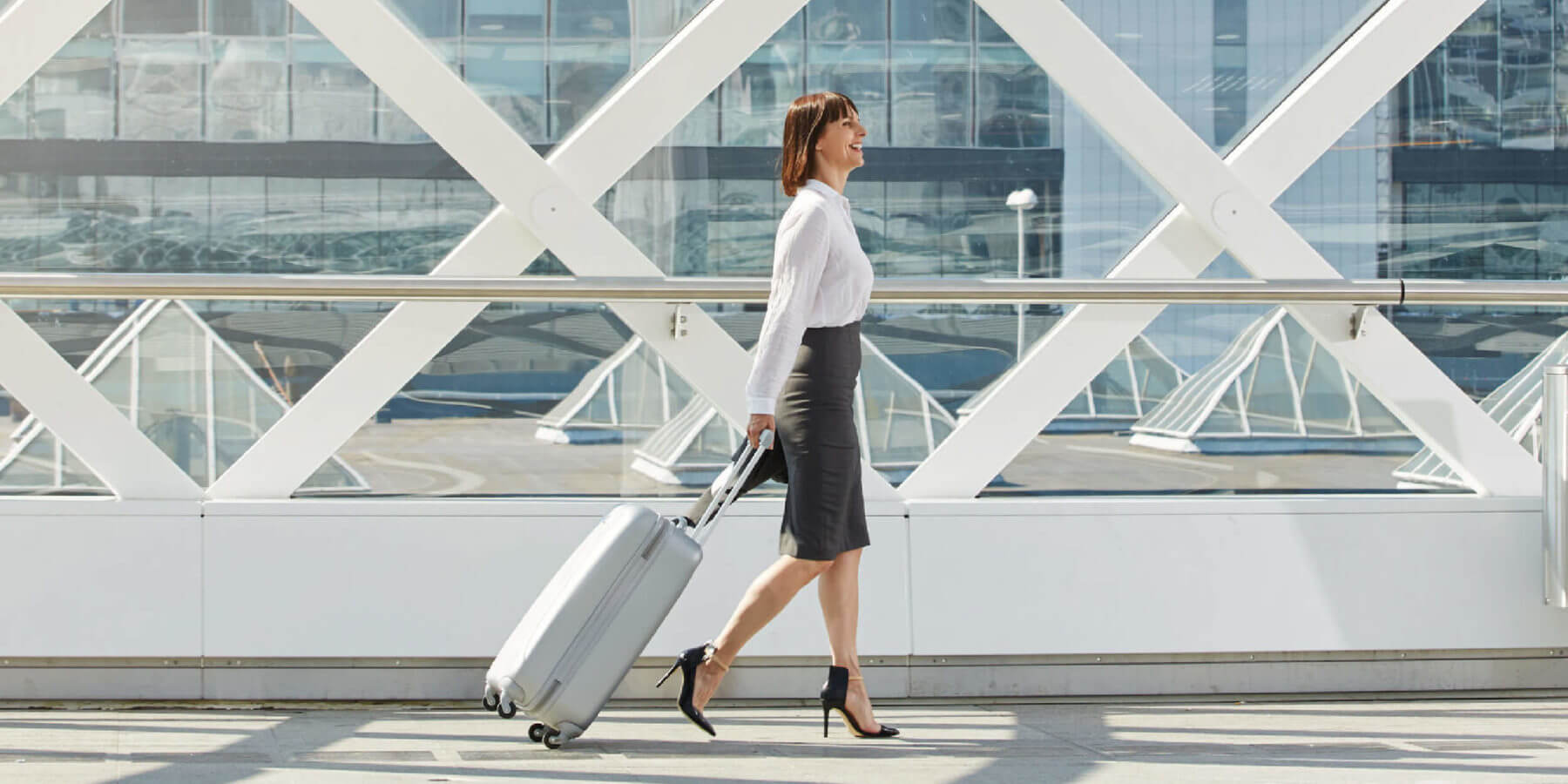 Improving The Safety For Women Business Travelers In Your Company