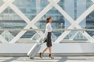 female business travelers safety
