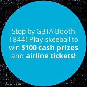 GBTA 2019 booth 1844