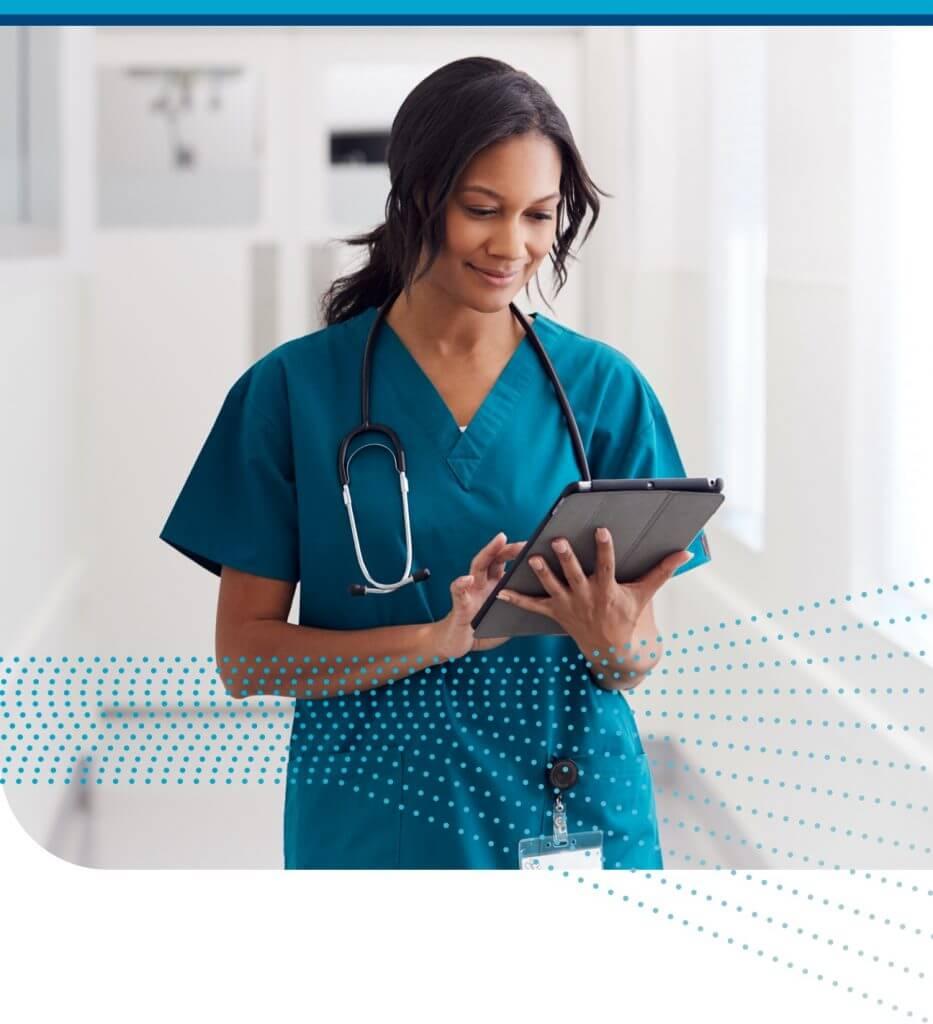 Nurse Uses Travel Technology