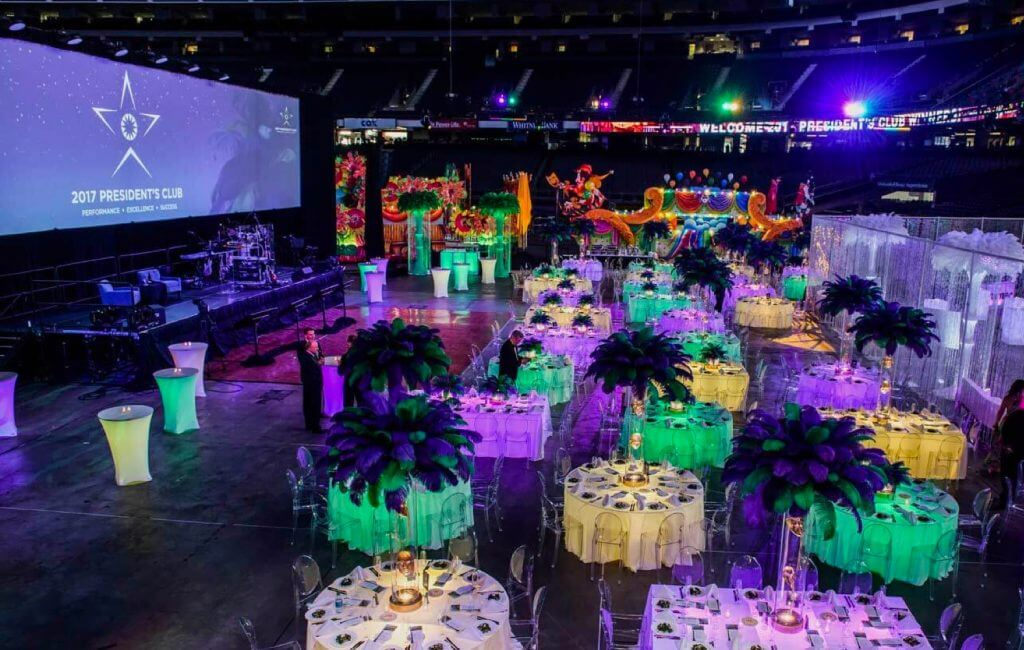 Andavo Corporate Event Planning - Meetings & Incentives